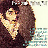 The Essential Giuliani Vol 1 / Savino, Huggett