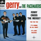Gerry & the Pacemakers: Ferry Cross the Mersey [Magic] [EP]