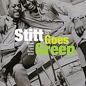 Sonny Stitt: Stitt Goes Green