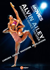 Four Favorites from the Alvin Ailey American Dance Theater: Chroma; Grace; Takademe; Revelations. Bonus: Beyond the Curtain [DVD]