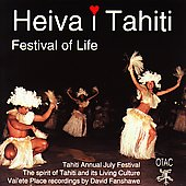 Various Artists: Heiva I Tahiti: Festival of Life