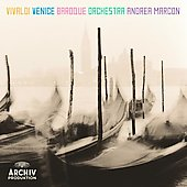 Vivaldi / Marcon, Venice Baroque Orchestra