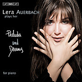 Auerbach: Preludes Op 41, Ten Dreams Op 45, etc