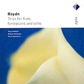 Haydn: Trios For Flute, Paino & Cello Hob. Xv: 15-17