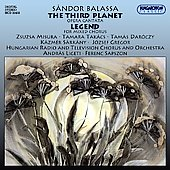 Balassa: The Third Planet, Legenda / Ligeti, Sapszon,