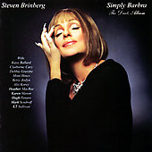 Steven Brinberg: Simply Barbra: The Duets Album *
