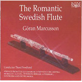The Romantic Swedish Flute / Göran Marcusson