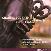 Tournemire: Organ Works, Vol 1 / Vincent Boucher