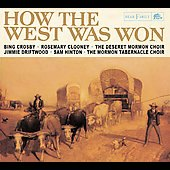 Various Artists: How the West Was Won [Bear Family]