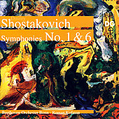 Shostakovich: Complete Symphonies Vol 7 / Kofman, et al