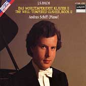 Bach: Das Wohltemperierte Klavier II / Andras Schiff