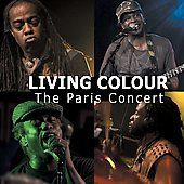Living Colour: Paris Concert