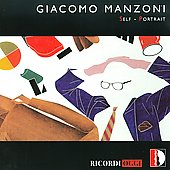 Self Portrait - Giacomo Manzoni / Pomàrico, Echo Ensemble