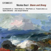 Sturm und Drang / Bacri, Batiashvili, Leleux, Bezaly, Kantorow, et al