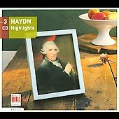 Haydn Highlights - A sampler of Haydn Favorites  from Berlin Classics [3 CDs]
