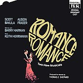 Original Broadway Cast: Romance Romance [Original Broadway Cast]