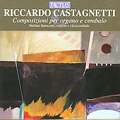 Riccardo Castagnetti: Compositions For Organ & Harpsichord