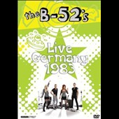 The B-52s: Live Germany 1983