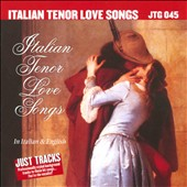 Karaoke: Karaoke: Italian Tenor Love Songs