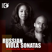 Russian Viola Sonatas / works by Baigerva, Winkler & Juon / Eliesha Nelson, viola