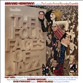 Four Faces of Jazz / Weill, Gershwin, Stravinsky, Milhaud