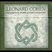 Leonard Cohen: The Complete Studio Albums Collection [Box]