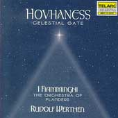 Hovhaness: Celestial Gate / Werthen, I Fiamminghi