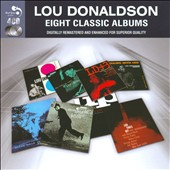 Lou Donaldson: Eight Classic Albums [Box] *
