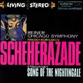 Scheherazade, Song of the Nightingale / Fritz Reiner