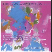 The Godowsky Edition, Vol. 7 / Carlo Grante, piano