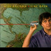 Will Galison: Line Open [Digipak]