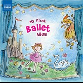 My First Ballet Album / Halasz - Slovak PO