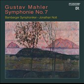 Mahler: Symphony No. 7 / Jonathan Nott