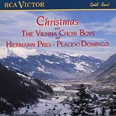 Christmas with the Vienna Choir Boys / Prey, Domingo