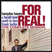 Hampton Hawes: For Real: Complete Session [Bonus Tracks]