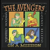 The Avengers (Jazz-Rock): On A Mission [Slipcase]