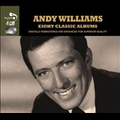 Andy Williams: Eight Classic Albums