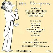 Otto Klemperer conducts The Los Angeles Philharmonic