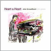 Alan Broadbent: Heart To Heart: Solo Piano