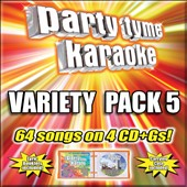 Karaoke: Party Tyme Karaoke: Variety Pack, Vol. 5