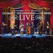 Edie Brickell/Steep Canyon Rangers/Steve Martin: Live [DVD + CD] [Digipak]