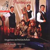 C.P.E. Bach: Sanguineus und Melancholicus / Florilegium