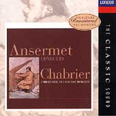 The Classic Sound - Ansermet Conducts Chabrier