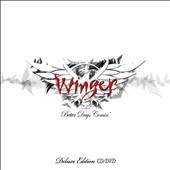 Winger: Better Days Comin' [CD/DVD] [Digipak]