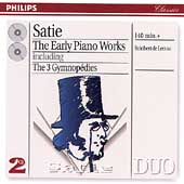Satie: The Early Piano Works / Reinbert de Leeuw