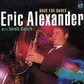 Eric Alexander (Saxophone): Mode for Mabes
