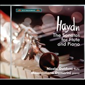 Haydn: The Sonatas for Flute and Piano, Opp. 87 & 90 / Nicola Guidetti, flute; Massimiliano Damerini, piano