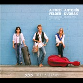 Alfred Felder (b.1950): The Second Attention; Antonín Dvorák: Dumky-Trio, Op. 90 / Trio Artemis