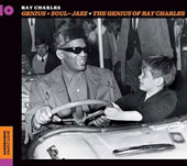 Ray Charles: Genius + Soul = Jazz/The Genius of Ray Charles