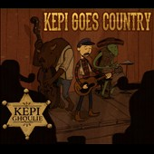 Kepi Ghoulie: Kepi Goes Country [Digipak] *